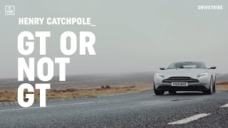 The ultimate GT? Aston Martin DB11 vs McLaren 570GT vs Porsche Panamera Turbo