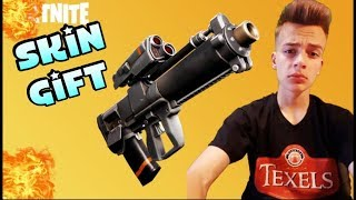 🔥 * NEW WEAPON?! * SKIN GIFT 400 WITH SUPPORTER!! SPECTATOR SQUAD GAMEK!! /Fortnite Battle Royale