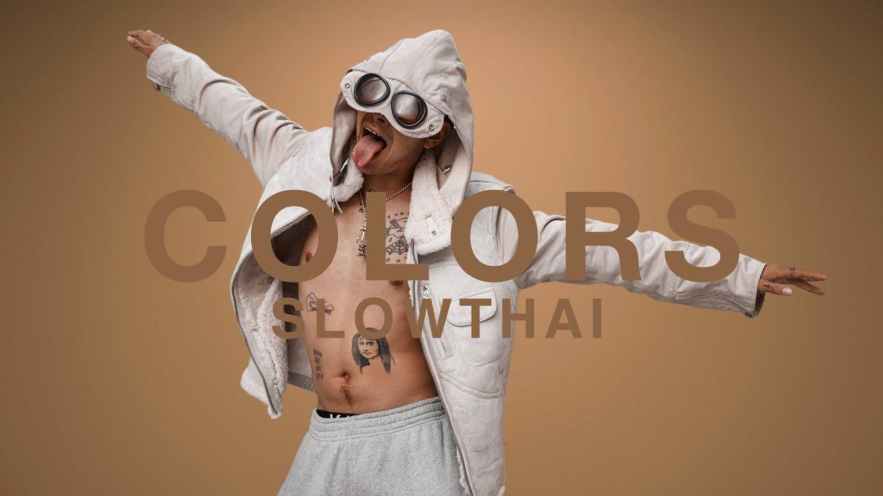 Download slowthai - Ladies | A COLORS SHOW
