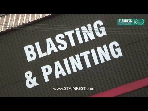 Blasting and Painting