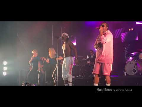 Madcon konsert Haugesund Mai 2018