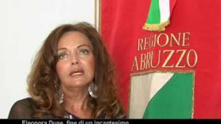Eleonora Duse, fine di un incantesimo