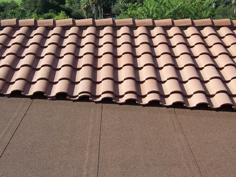 Roofing Tile Leak Repair - Tips, Tricks & Helpful Hints