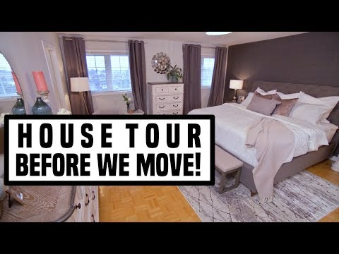 House Tour Of Our Current House | MOVING thumbnail