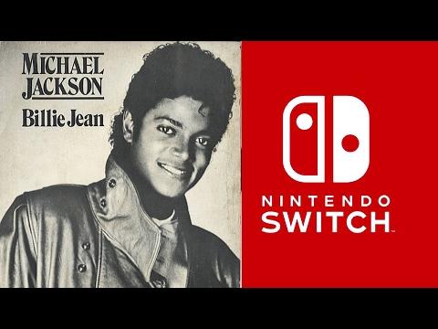 Billie Jean But It's The Nintendo Switch Sound