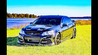 Download 522kw 2015 Holden VF Commodore in the USA. Chevy SS Sedan. Car Reviews Unplugged PART 1 Mp3 and Videos