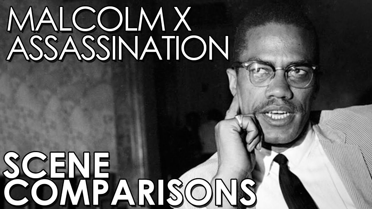 assassination of malcolm x essay This essay martin luther king jr and malcolm x and other 63,000+ term papers, college essay examples and free essays are available now on reviewessayscom martin luther king jr - the assassination of a civil rights leader martin luther king jr dr martin luther king jr.