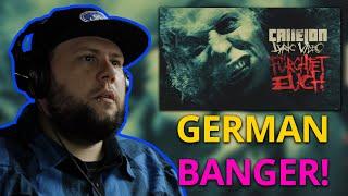BE SCARED! German Hardcore Punk! | GERMAN METALHEAD REACTS | CALLEJON Fürchtet euch!