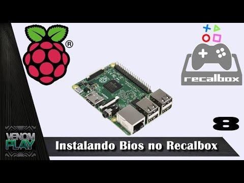 Como instalar Bios no Recalbox