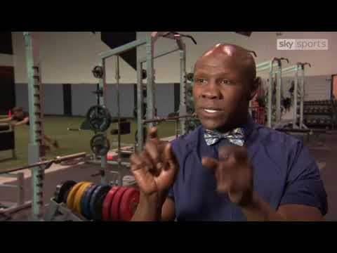 Chris Eubank warns Floyd Mayweather not to underestimate Conor McGregor | Sports | Sports Videos