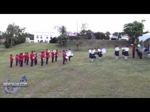 #2 Bands At Royal Bermuda Ascot Garden Party & Horse Show May 15 2011