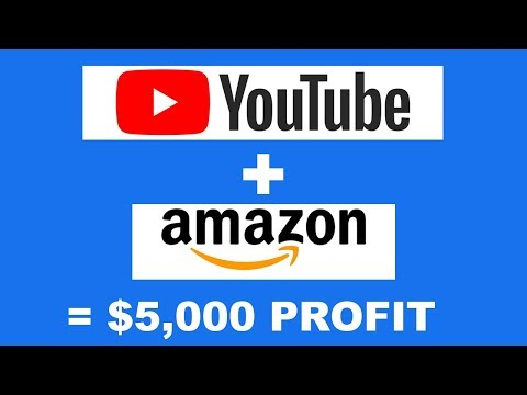 MAKE $5,000 ON YOUTUBE WITH AMAZON ASSOCIATES ( MAKE MONEY ONLINE )