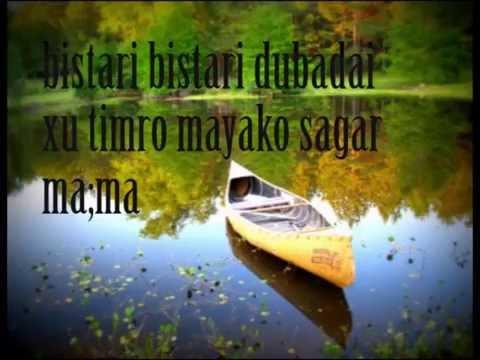 bistari bistari lyrics by rohit jhon