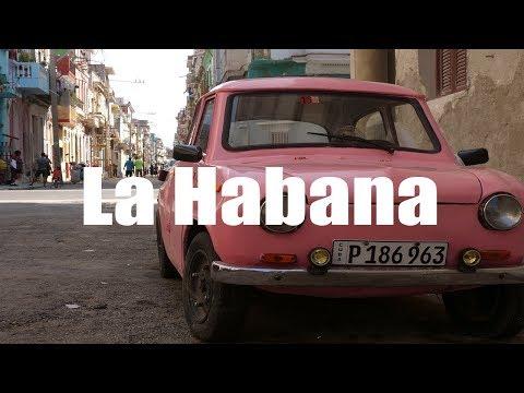 La Habana, Cuba - 4K UHD - Virtual Trip
