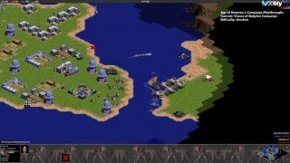Let's Play Age of Empires 1 -  Babylonian Campaign Part 2/5
