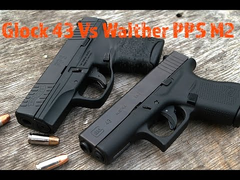 Walther PPS M2 9mm Pistol Review - YouTube