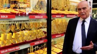 Altın fiyatları yükselecek mi? Altının merkezi Kapalıçarşı'dan Mehmet Ali Yıldırımtürk yorumluyor..