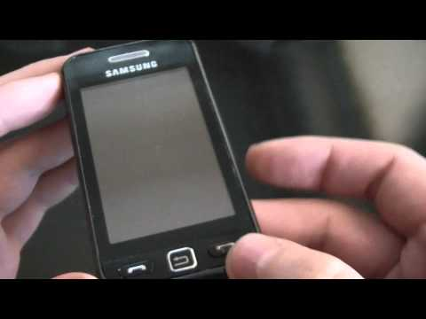 Samsung Star GT-S5230 Download Mode Tutorial