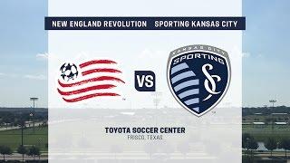 Development Academy Playoffs U-15/16: New England Revolution vs. Sporting Kansas City