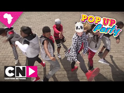 Pop-Up Party Intro | Pop Up Party | Cartoon Network