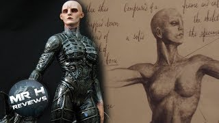 Alien Covenant - Female Engineers