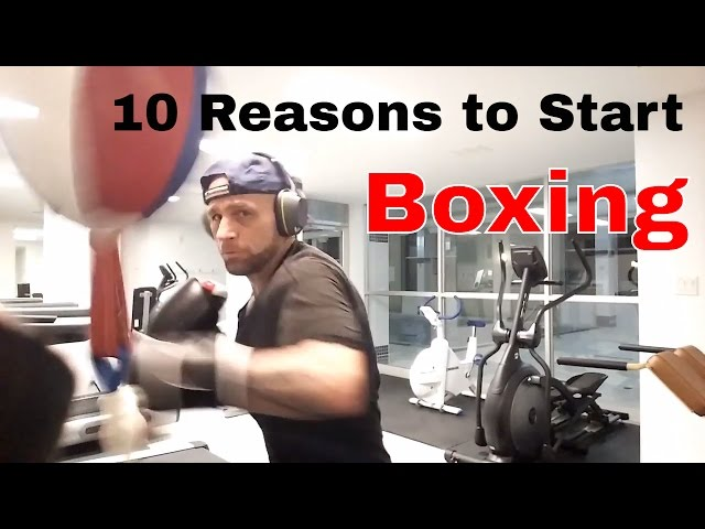 How to Train for Boxing