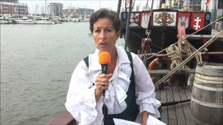 """Seemannsgarn: Lars Jessen und seine """"Anne Kathrin"""""""