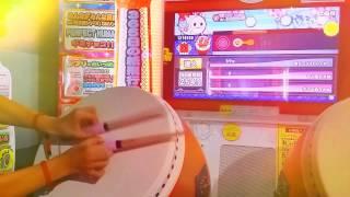 太鼓の達人レッドver. 12歳の段位道場 「達人」金合格(全良)【公式マイバチ】 thumbnail