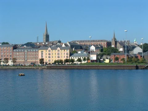 Places to see in ( Derry - UK )