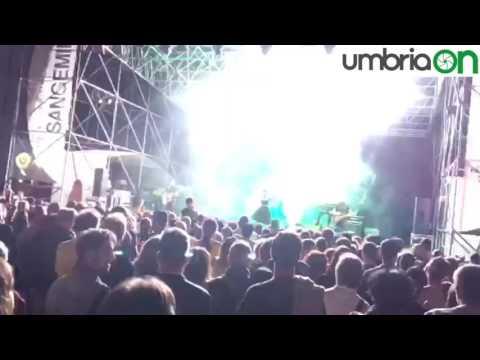 TernOn, il concerto dei Morcheeba