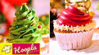 5 Last Minute Christmas Recipes | DIY Dessert Decoration | Christmas Food Hacks by Hoopla Recipes