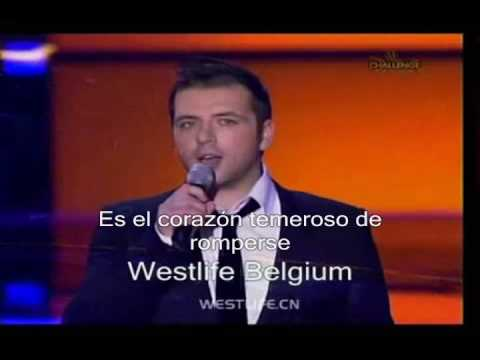 Westlife - The Rose (Subtitulado)