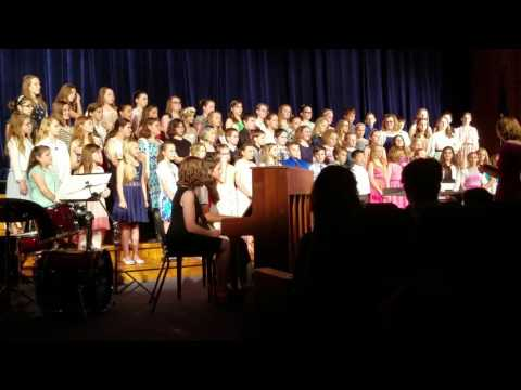 Central Columbia Middle School Spring Choral Concert