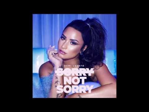 Demi Lovato- Sorry Not Sorry (HRLY Remix)