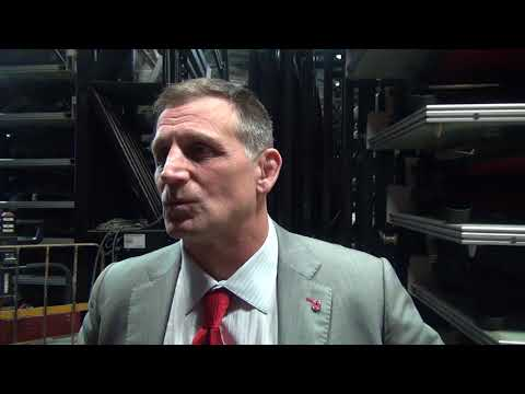 Coach Tom Ryan (Ohio State), after Session 3 of 2018 NCAAs