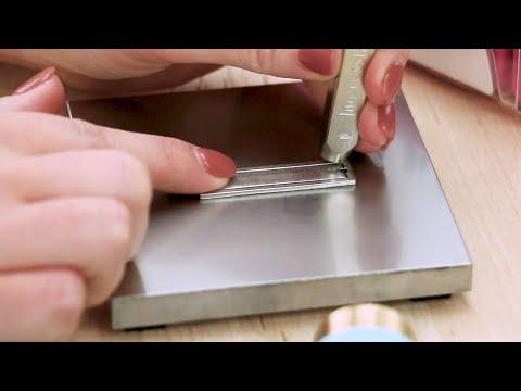 Metal Stamping Borders - ImpressArt Tips & Techniques