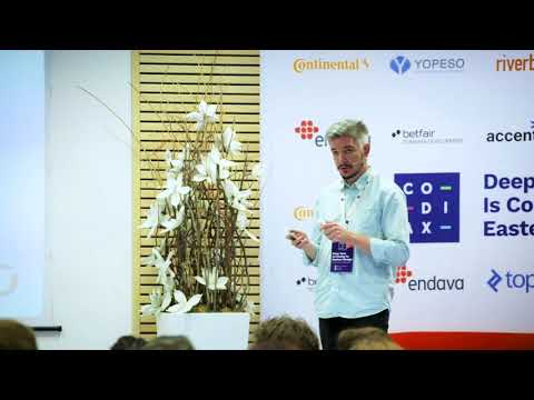 Sergii Kharagorgiiev (Starship Technologies) – Self-Driving Robots for Revolutionary Local Delivery