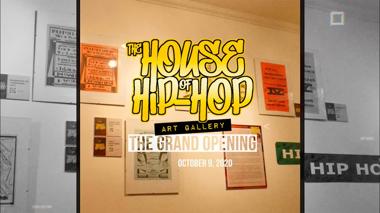The House of Hip-Hop (Grand Opening Reception)