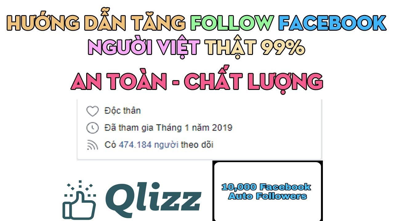 HƯỚNG DẪN TĂNG THEO DÕI, FOLLOW, BUFF SUB FACEBOOK CỰC HOT 2020 || HOW TO INCREASE FOLLOW FACEBOOK
