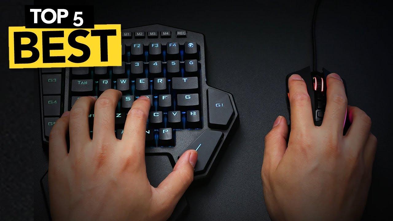 Best One Handed Keyboard