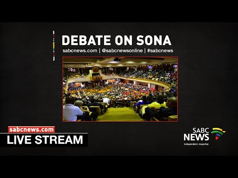 Debate on President's State of the Nation Address
