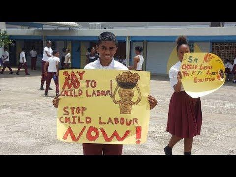Brazil Secondary School Child Labour Feature 2019