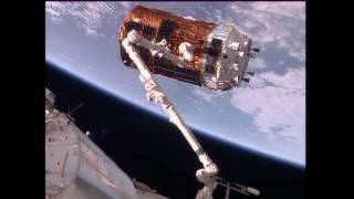 Japanese Cargo Ship Arrives at the International Space Station
