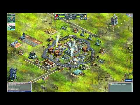 War Commander - Level 1 Kondor Attack on Level 28 Enemy Base
