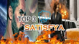 Top 3 Satisfya Fight Scenes {Whatsapp Status} #1