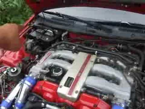 how to relocate the knock sensor on a 300zx tt how to relocate the knock sensor on a 300zx tt
