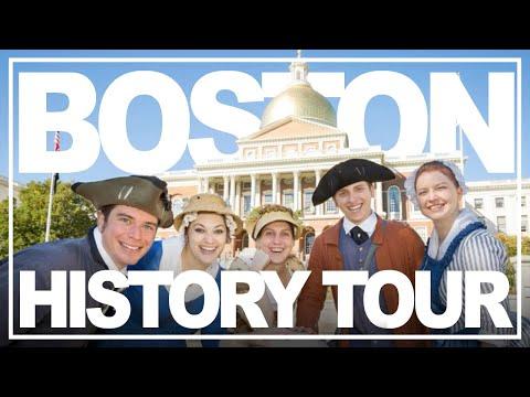 Travel To Boston's Historical