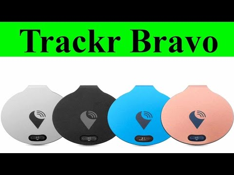 Best Cheap GPS Tracking Device TrackR Bravo Reviews