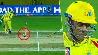 Dhoni Creates Magic, But Bails Still Don't Fall   CSK vs KXIP Highlights   IPL 2019