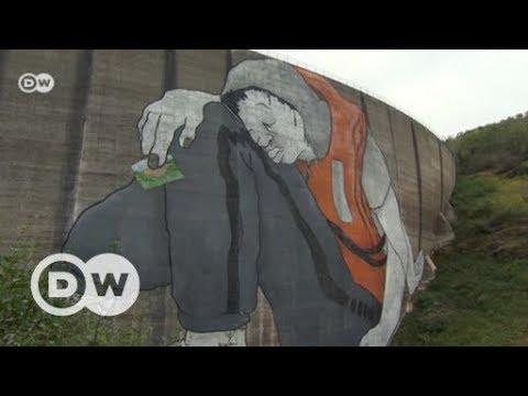 Street Art in XXL | DW English